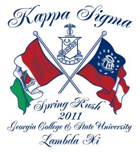 Kappa Sigma Spring Rush