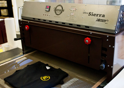 T-shirt Production